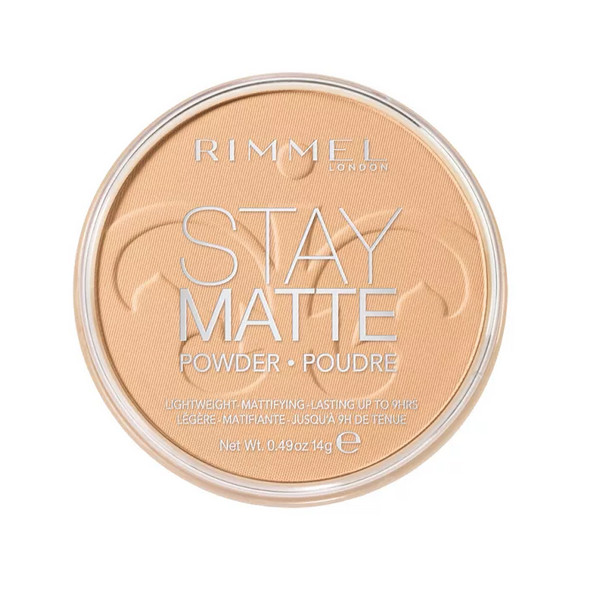 STAY MATTE Polvos matificantes 06