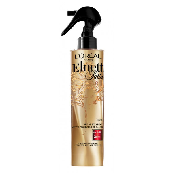 ELNETT LACA HEAT SPRAY volumen