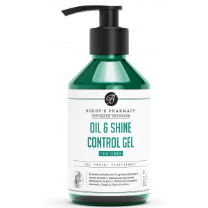Tea Tree Oil & Shine Control Gel