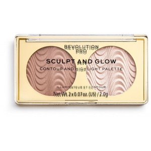 Paleta Iluminador y Contorno Sands of Time Sculpt and Glow