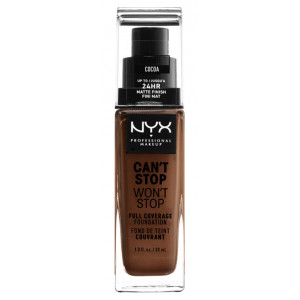 Can't Stop Won't Stop Base de Maquillaje Fluida Cocoa