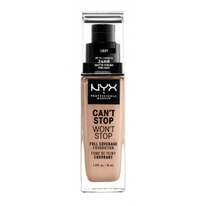 Can't Stop Won't Stop Base de Maquillaje Fluida Light