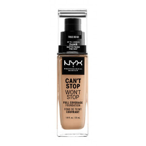 Can't Stop Won't Stop Base de Maquillaje Fluida True Beige