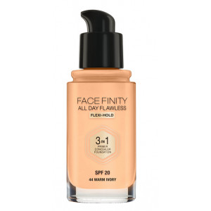 FACE FINITY 3-1 ALL DAY 44 warm ivory