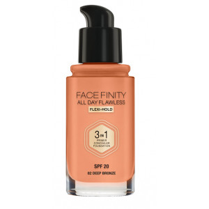 FACE FINITY 3-1 ALL DAY 82 deep bronze