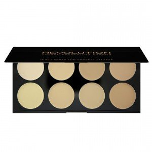Light Ultra Cover and Conceal Palette