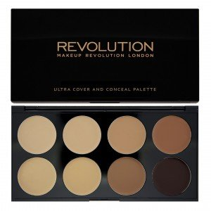 Medium-Dark Ultra Cover and Conceal Palette