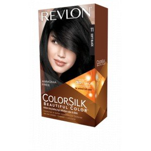 11 Soft Black COLORSILK Tinte Sin Amoniaco