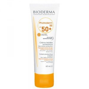 Photoderm M SPF 50+ Crema con Color