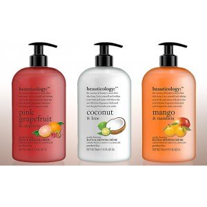 Coconut & Lime Beauticology Bath & Shower Creme