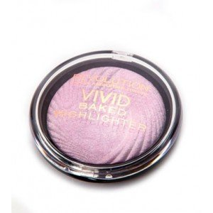 Pink Lights Iluminadores VIVID BAKED HIGHLIGHTER