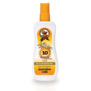SPF15 Spray Gel Solar