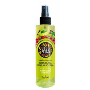 Tutti Frutti Body Mist Pear & Cranberry