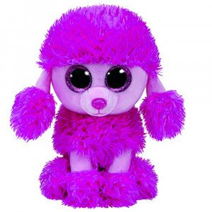 Patsy the Poodle Peluche