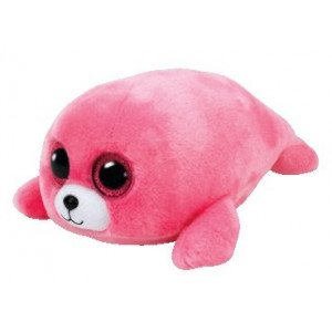 Pierre the Pink Seal Peluche