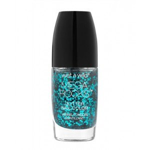 Mega Rocks Glitter Nail 4933 Slap the Bass