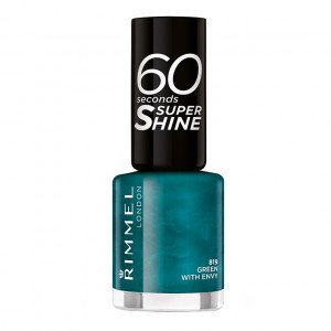 819 Green With Envy 60 SECONDS SUPER SHINE