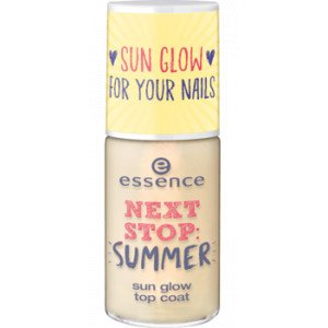 Next Stop Summer Top Coat Sun Glow