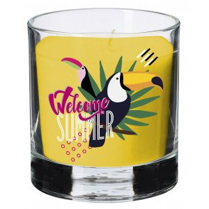 Welcome Summer Velas Veraniegas