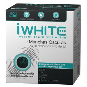 iWhite Manchas Oscuras Blanqueamiento Dental